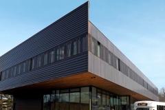 John W. Olver Transit Center | Greenfield, MA |  InSpire: Classic Bronze